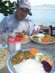 Hovedrettene på Pigeon Island