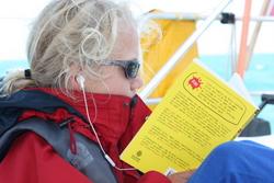 Tidtrøyte over Nordsjøen