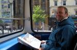 TurboTurist i toetasjesbuss gjennom Dublin