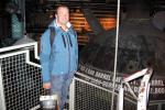 Vandring i Guinnesmuseumet som var i dei gamle produksjonlokalene